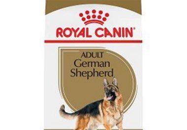 Royal Canin Breed German Shepherd Dog Food Review